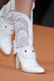 White Cowgirl Boots with Heels
