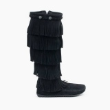 5 Layer Wide Calf Boots