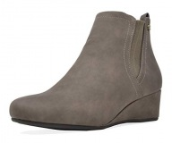Ankle Boots Low Heel Women