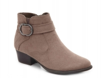 Ankle Boots With Low Heel