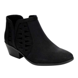 Ladies Ankle Boots Low Heel