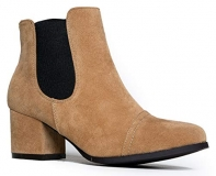 Low Heel Ankle Boots For Women