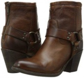 FRYE Womens Harness Boots