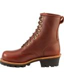 Female Logger Boots