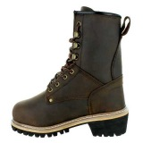 Knee High Women's Logger Boots
