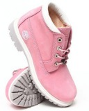 Pink Women's Nellie Waterproof Chukka Boots