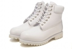 Women's Waterproof Nellie Chukka Boots 6 Inch White