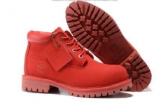 Women's Nellie Waterproof Chukka Boots Red