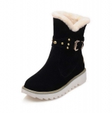 Women Winter Pull On Boots