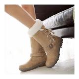 Ladies Pull On Rain Boots