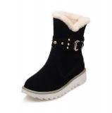 Women Winter Pull On Boots