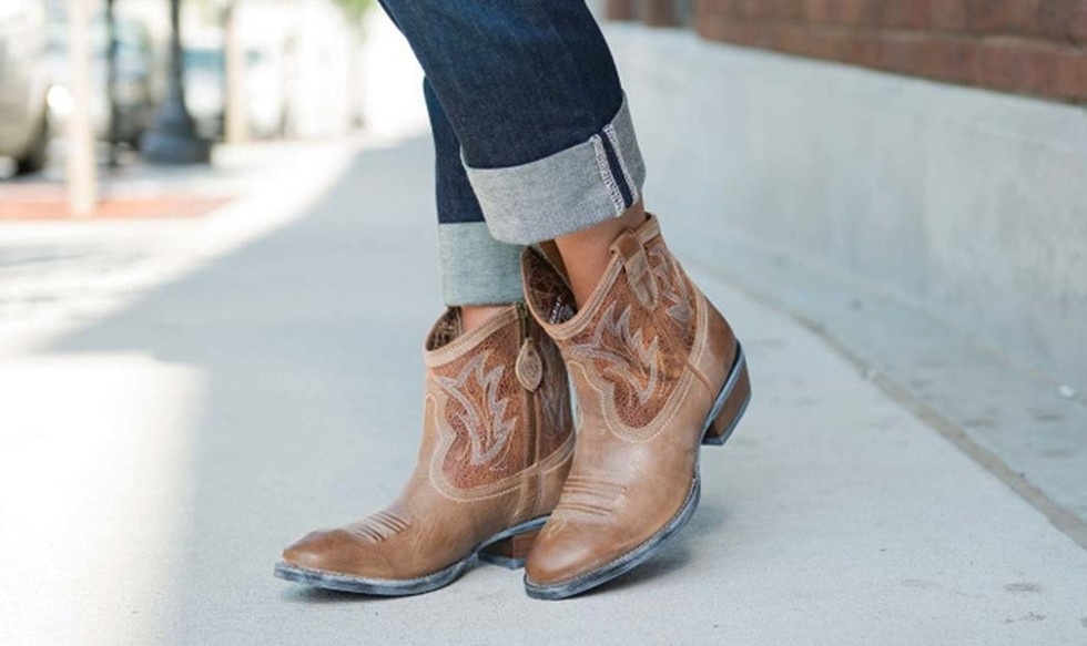 wide calf boots cowgirl boots