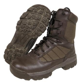 Bates Brown Military Boots