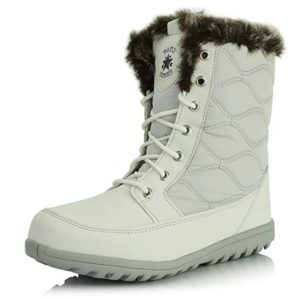 Eskimo Boots with Fur