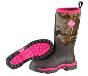 Women's Insulated Rubber Hunting Boots