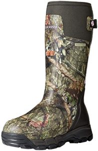 Womens Insulated Rubber Hunting Boots