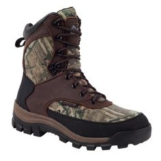Women's Insulated Waterproof Hunting Boots