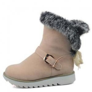 Boot Liners With Fur At Top