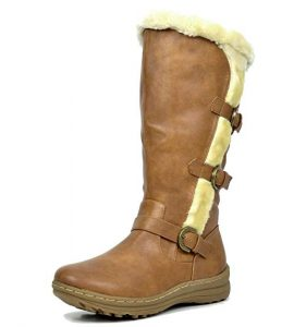 Fur Linned Top Boots