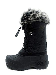 Fur Top Boots For Winter