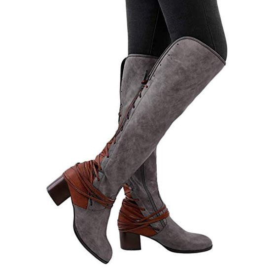 Best Extra Wide Over The Knee Boots For Women With Big Calves