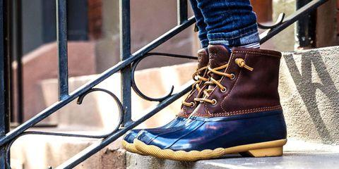 Waterproof Duck Boots for Women