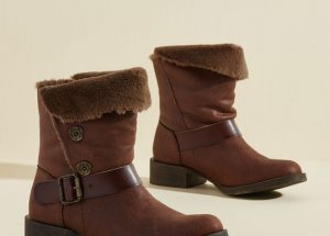 Women's Fleece Lined Boot