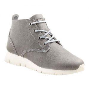 Light Grey Chukka Boots