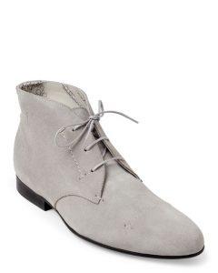 Men Gray Chukka Boot