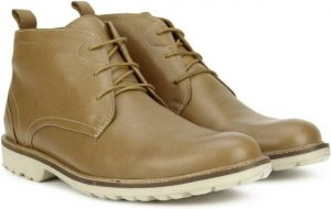 Tan Chukka Boots For Men