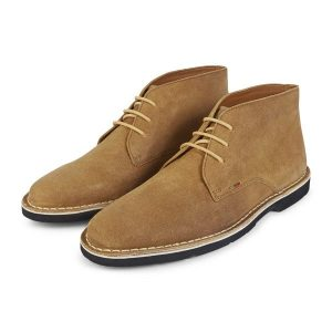 Tan Chukka Boots Mens
