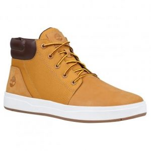 Tan Chukka Shoes