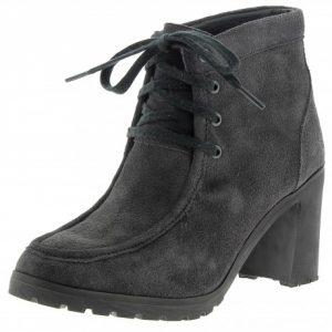 Womens Gray Chukka Boots