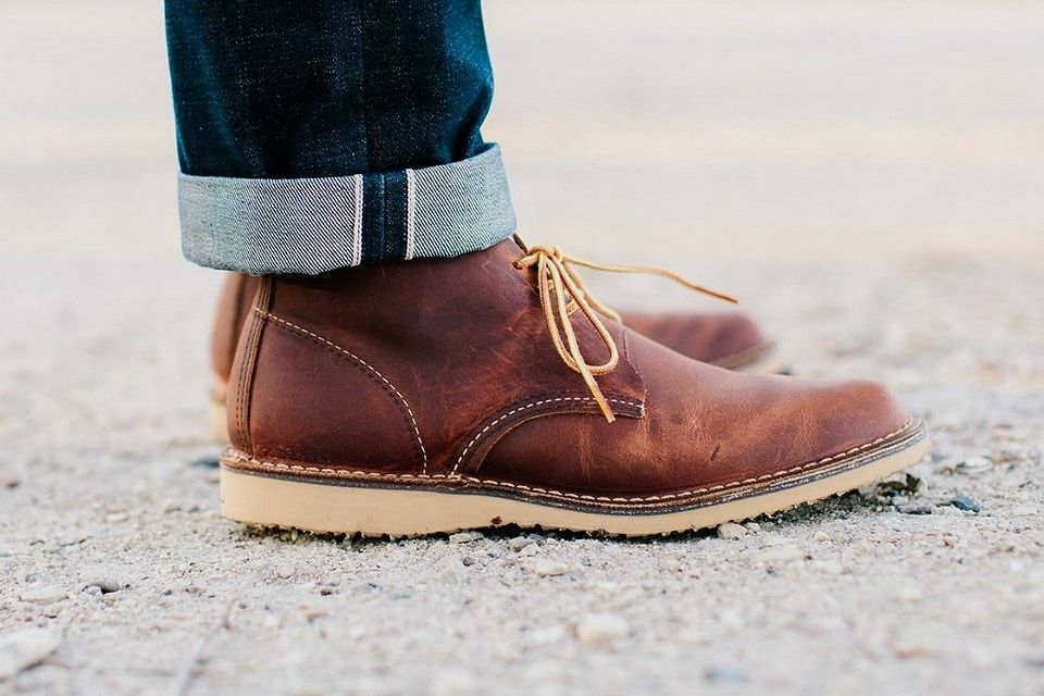 Best tan Chukka Boots