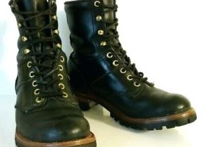 Women's Logger Boots