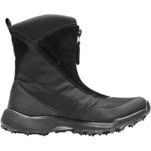 Boots With Retractable Spikes
