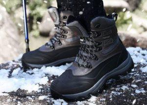 Ice-Grip Winter Boots