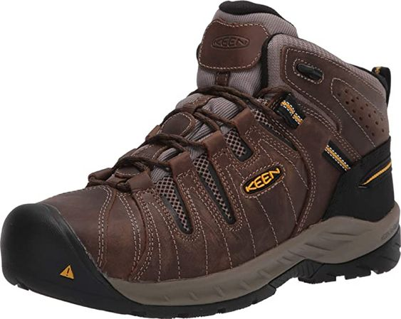 Work Boots For Foot Pain